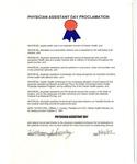 PA Day Proclamation