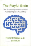 """Crossword Puzzle featured on the cover of """"The Playful Brain"""""""