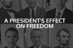 A President's Effect on Freedom by Gavin Zawacki, Kameron Leisure, Tommy Marren, Lauren Turnbull, and Sydney Sims