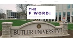 The F Word: Encouraging Civil Discourse by Josh Hall, Kasey Meeks, Sophia Shultz, Ross Wilson, and Julia Cerra