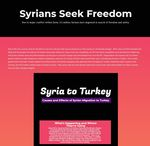 Syrian Refugee Crisis by Jonathan Daniel, Nora Byrne, Ty Brown, and Paige Green