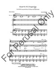 Heart, We Will Forget Him! SATB| 12-50900