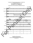 By the Rivers of Babylon-Percussion Parts | 20-95811 by Susan Brumfield