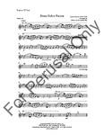 Dona Nobis Pacem - Unison Flute Part | 20-96416