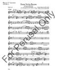 Dona Nobis Pacem - SATB Flute Part | 20-96411