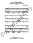 Friendly Beasts, The - SATB | 20-96510