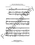 I'm Goin' Home On A Cloud SATB | 20-96475 by Peter J. Durow