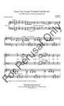 Keep Your Lamps Trimmed and Burnin'-SATB | 20-96425