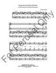 Magnificat and Nunc Dimittis | 20-96190