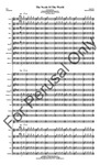 Needs of The World, The - Orchestra Parts | 20-96721