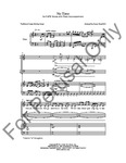 No Time-SATB | 21-20114 by Susan Brumfield