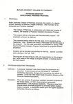 Butler University COPHS PA Educational Program Proposal
