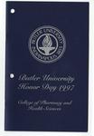 Butler University Honor Day 1997