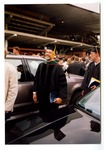 John Luchie on Graduation Day, 1999