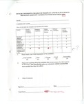 Candidate Interview Form 2001