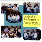 Leadership Conference + Officer Meeting