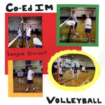 Co-Ed Intramural Volleyball