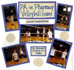 PA vs Pharmacy Volleyball Game